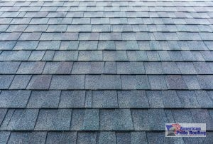 gray architectural shingles