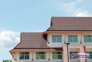 Brown Metal Roof