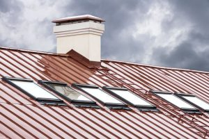 Metal Roofs Are a Great Roof Replacement Option!